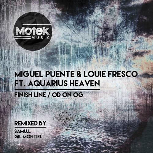 Listen: Miguel Puente & Louie Fresco - 'Finish Line' (Gil Montiel Remix)