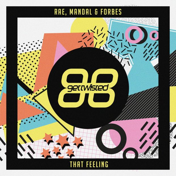 Listen: Rae, Mandal & Forbes - 'That Feeling'