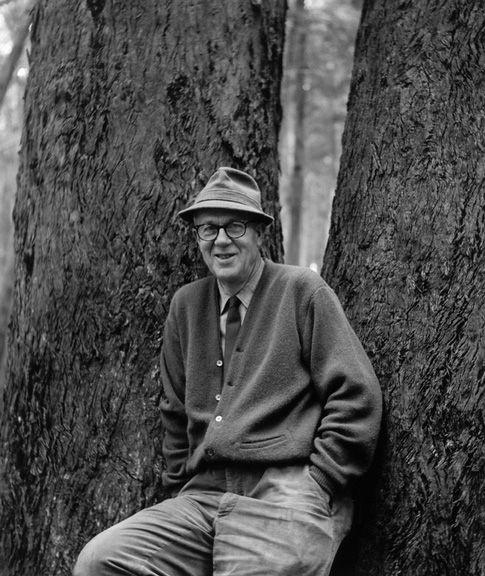Portrait of Wynn Bullock by Imogen Cunningham. © 1966/2012 Imogen Cunningham Trust
