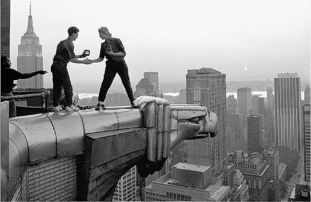 Liebovitz © John Loengard