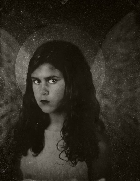 Stoic Angel © Laura Burlton