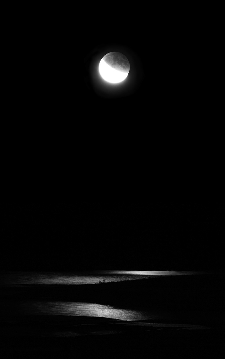 Blood Moon Eclipse © Aryan Chappell