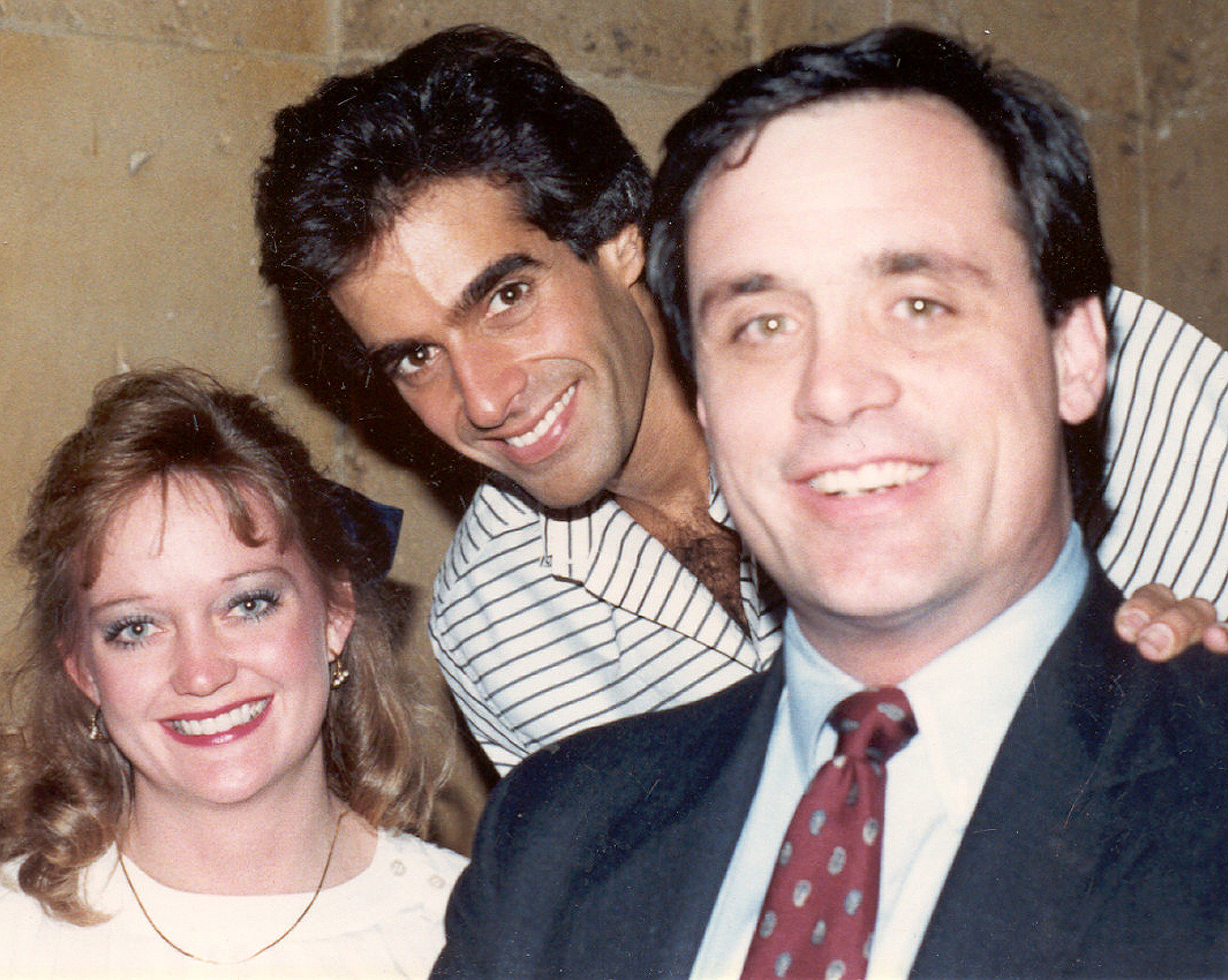 Dal, Cinde and David Copperfield
