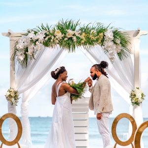 Sand, Salt & Love Themed Wedding