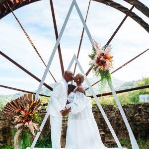 Rustic Escape Wedding