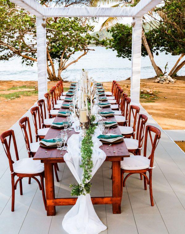Rustic Grand Table
