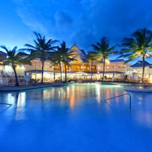 Poolside, Magdalena Grand Beach & Golf Resort