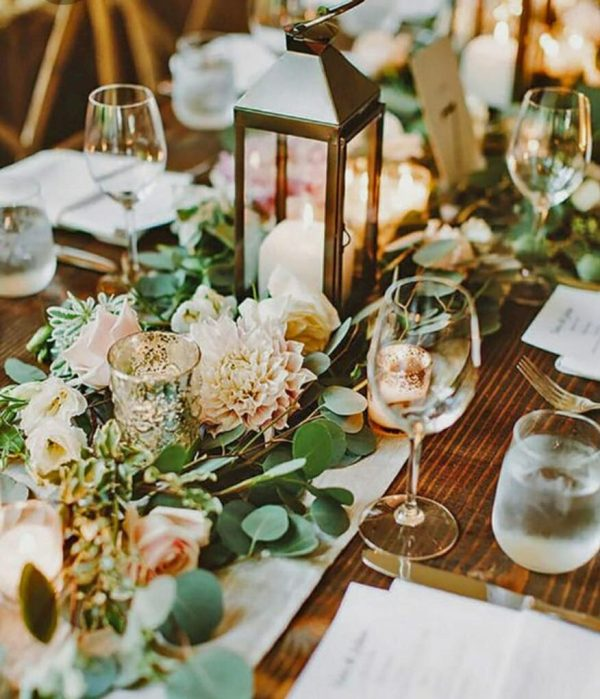 Themed Tablescape