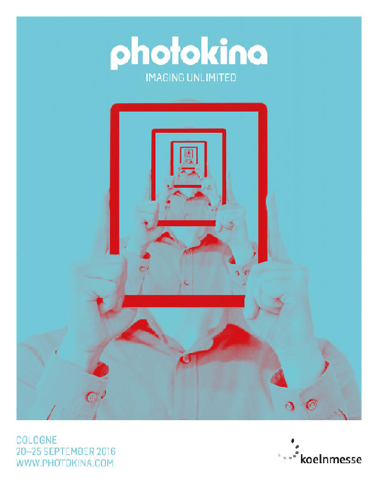 Affiche photokina 2016