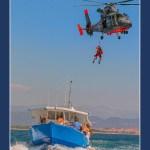 première de couverture calendrier mer et sauveteurs