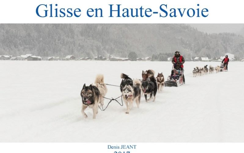 première de couverture calendrier 2017 glisse en Haute-Savoie