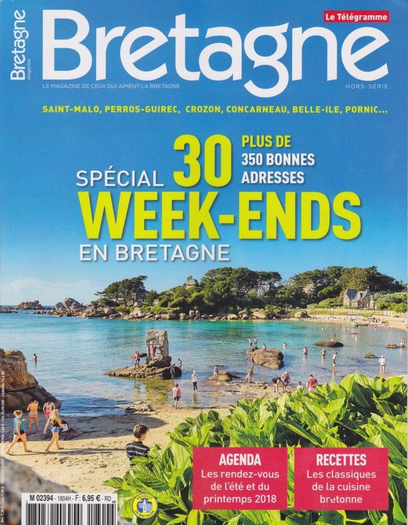 Couverture HS Bretagne Mag de mai 2018