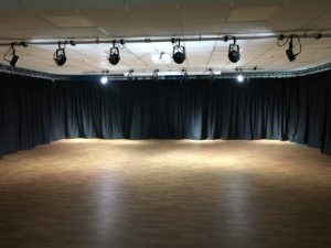 theatre and stage curtains and drapes