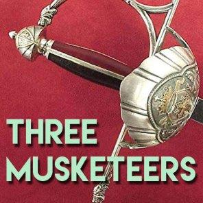 3MUSKETEERS