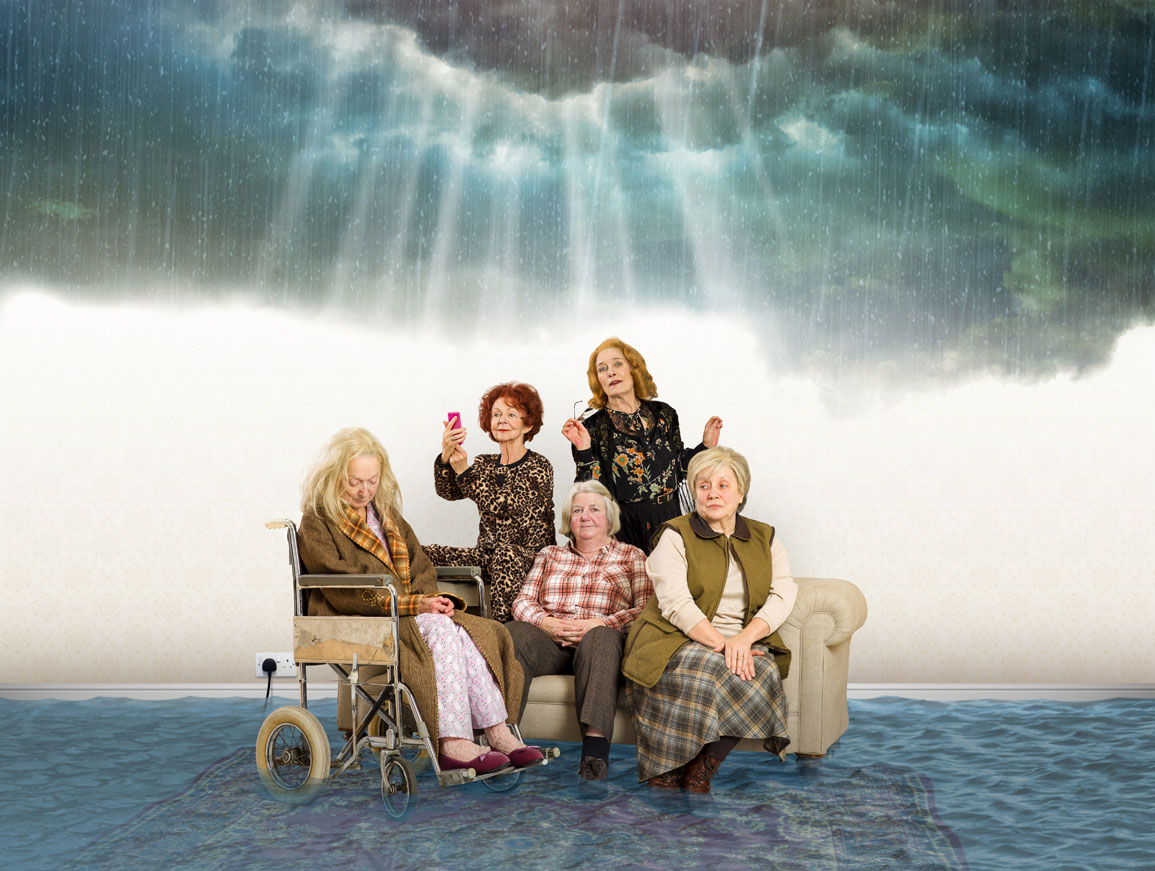 SILVER LINING at Oxford Playhouse