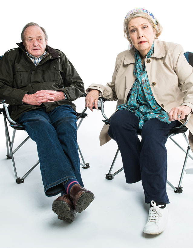 JAMES BOLAM and ANNE REID