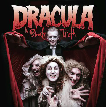 DRACULA: THE BLOODY TRUTH at the Redgrave Theatre, Bristol