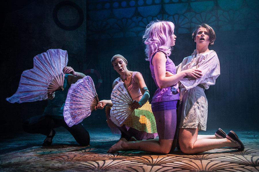 LITTLE MERMAID at the Egg Theatre, Bath