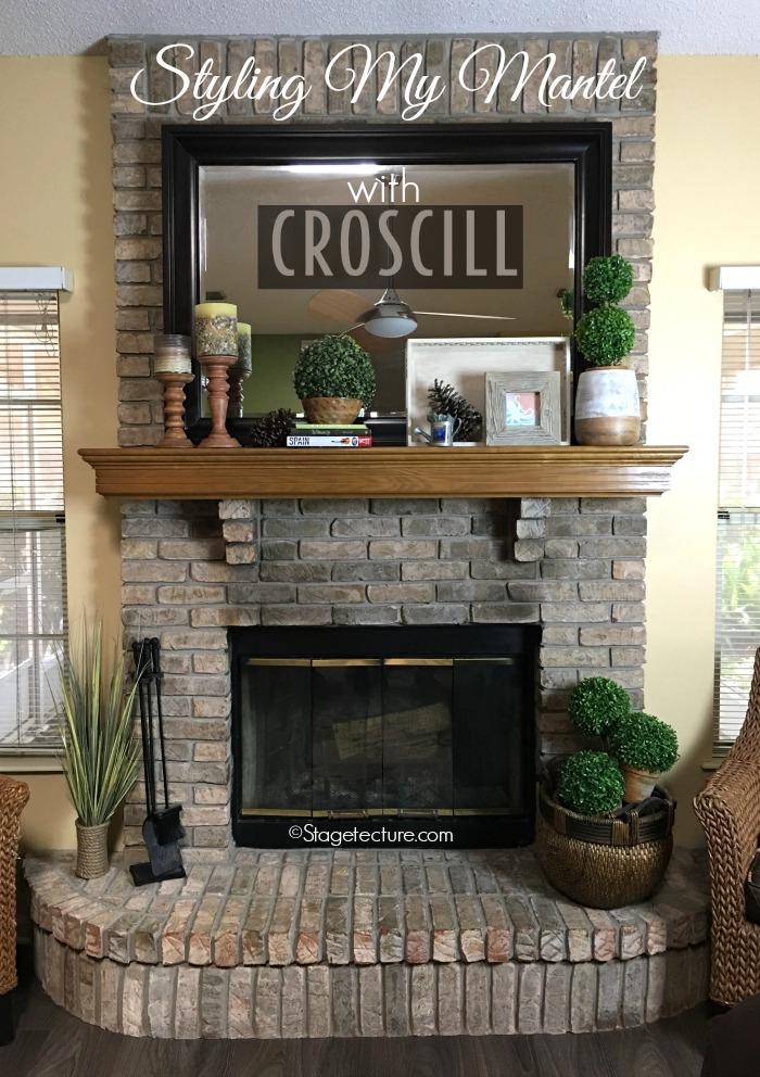 Fireplace Mantel Decor Ideas Home