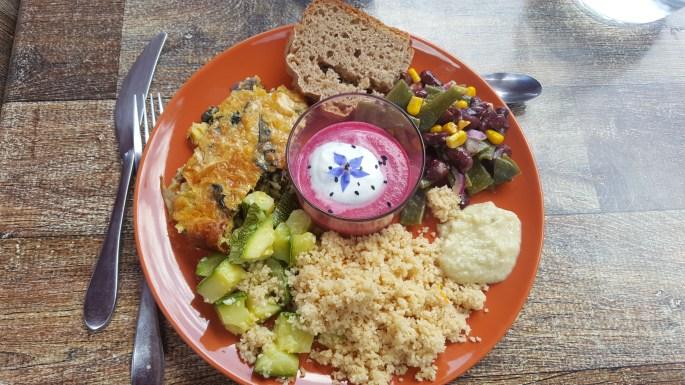 stage yoga cuisine végétarienne