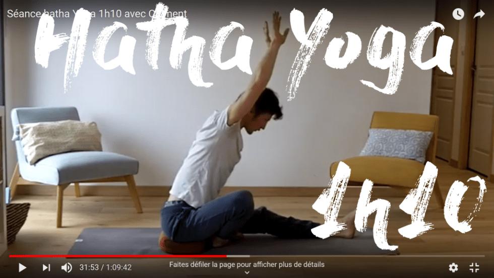 cours yoga en ligne sans engagement