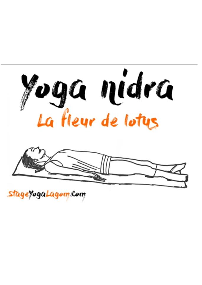 yoga nidra à la carte l fleur de lotus
