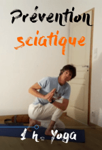 yoga en ligne prévention sciatique
