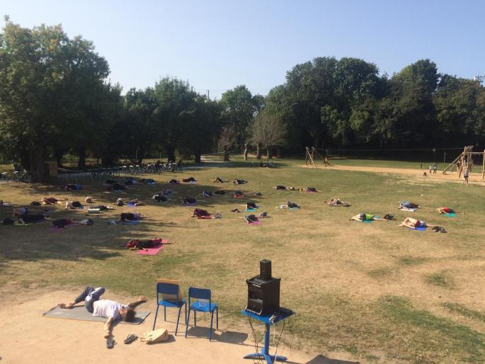 yoga séminaire entreprise nantes