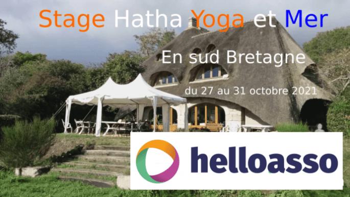 stage yoga bretagne octobre 2021