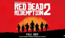 Red Dead Redemption 2 announced for Fall 2017, coming on PS4 and Xbox One