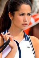 abbigliamento da tennis donna title=