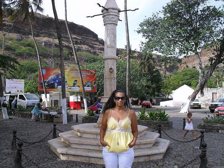 Ann in Cape Verde | AAinAfrica.com