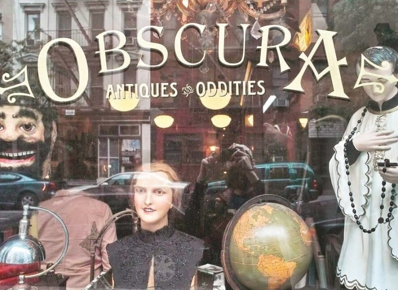 Obscura Antiques in New York