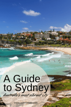 A Guide to Sydney
