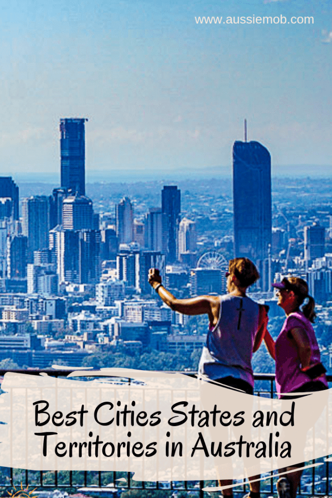 Best Cities States and Territories of Australia