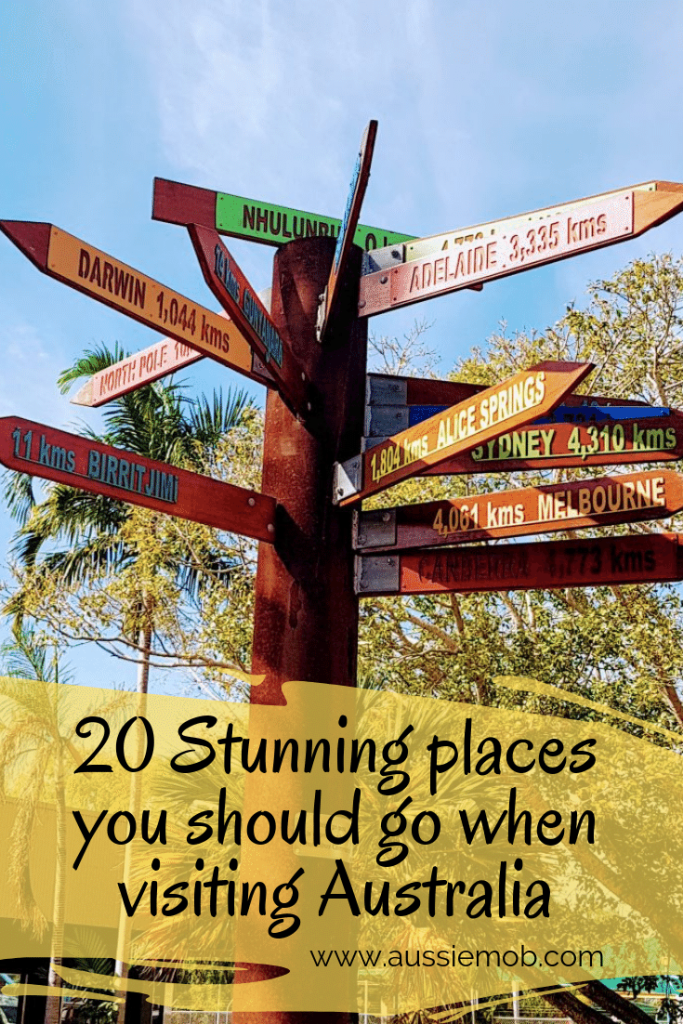 20 Stunning places you should go