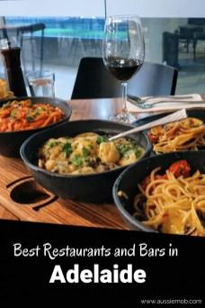 Restaurants & Bars in Adelaide