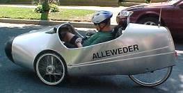 Aerorider Velomobile