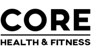 CORE health & fitness logo