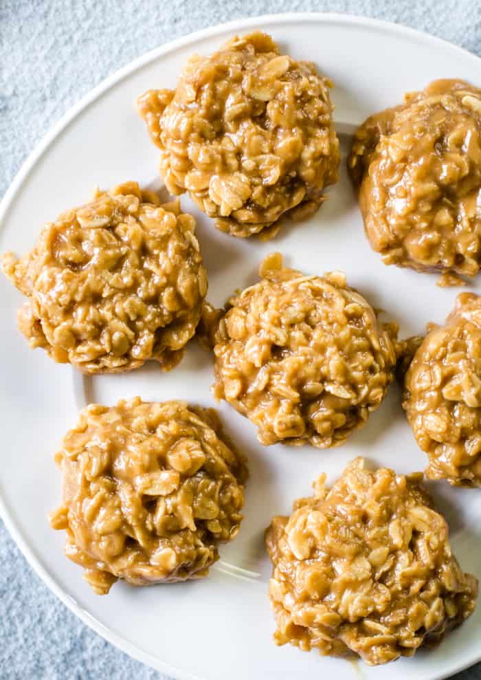 Protein Peanut Butter Powder Cookies Image