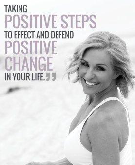 take positive steps