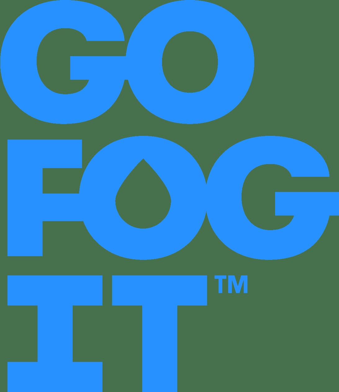 go fog it logo