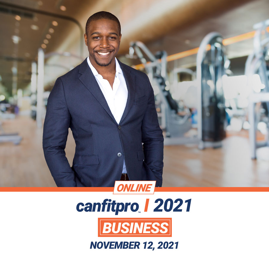canfitpro Online 2021: Business