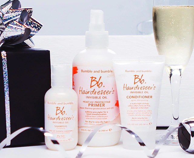 Bumble and Bumble's Hairdresser's Invisible Oil Gift Set