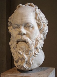 Here he is... Mr. Socrates himself