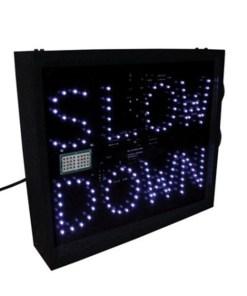 Safe Speed Forklift Speed Alert Radar System