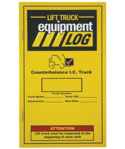 Counter Balance Internal Combustion Daily Check List