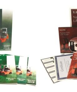 Counterbalance & Narrow Aisle Combo DVD Kit