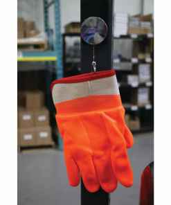Retracting Glove for Propane Forklifts