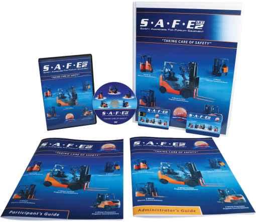 SAFE-Lift 2 Counterbalance Forklift Training Kit